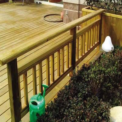 栏杆06 - 山西历代园林古建筑传承保护工程有限公司